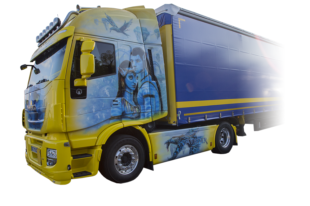 truck avatar